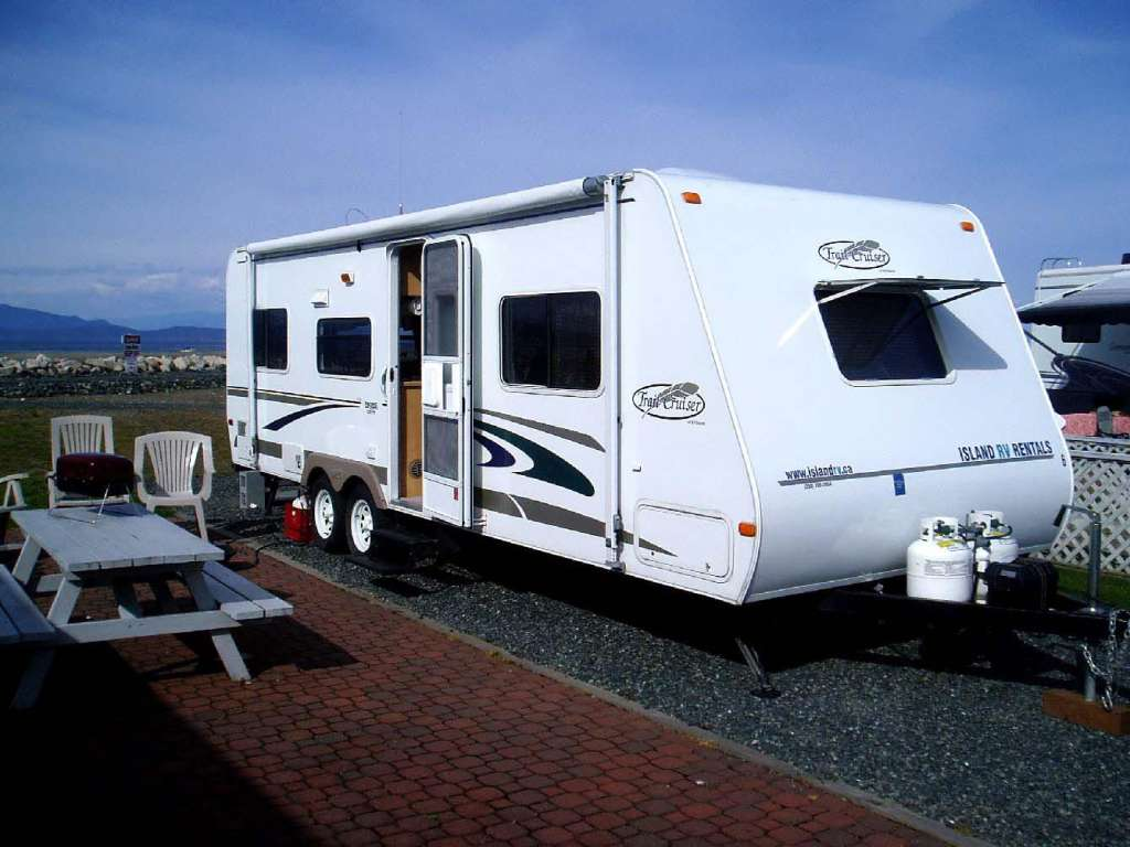Camp in Comfort With Used Diesel Motor Homes